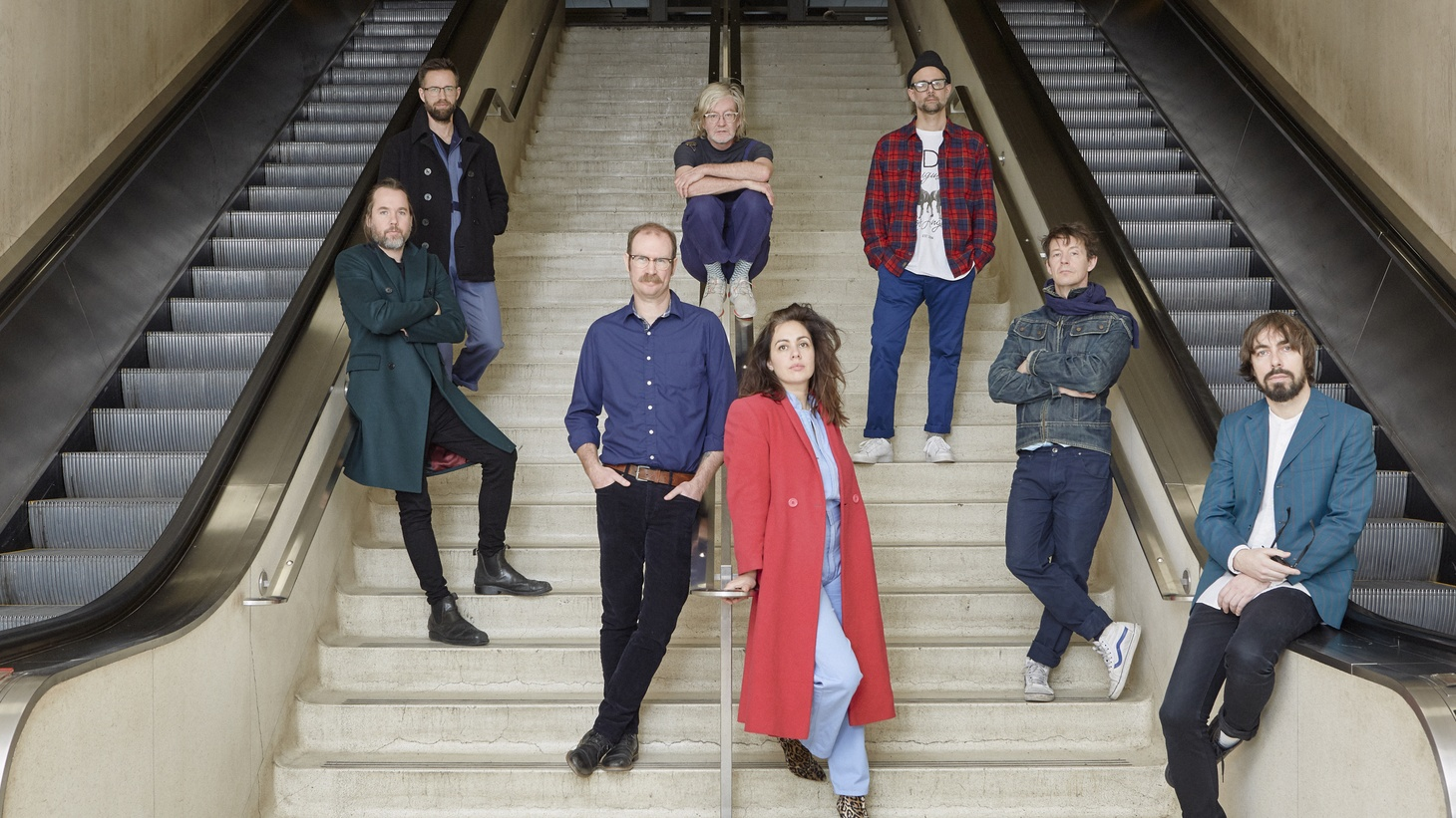 """We're just two weeks away from a new EP from one of KCRW's favorite Canadian collectives, Broken Social Scene, but you don't have to wait to enjoy """"All I Want."""""""