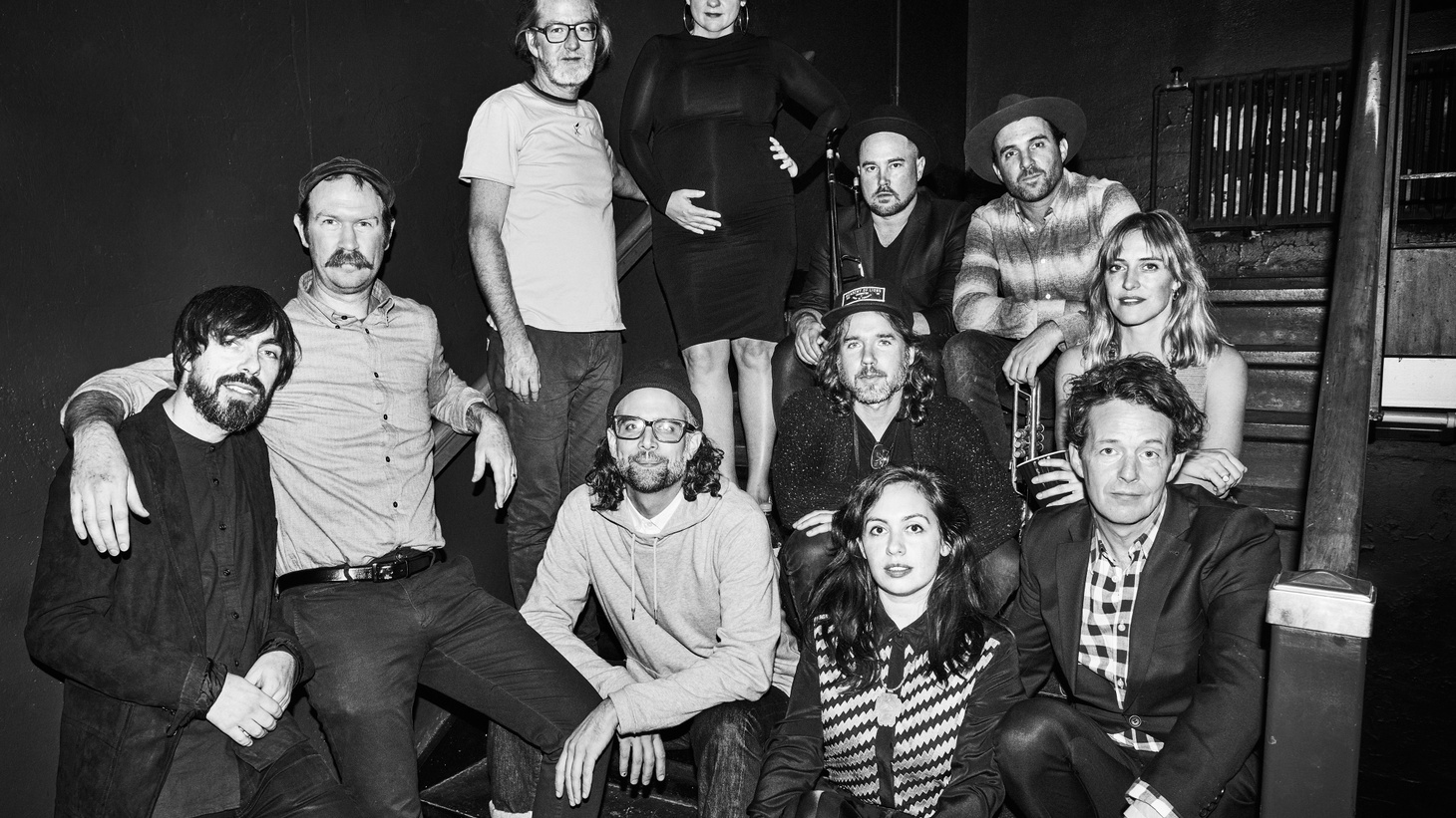 Canadian collective Broken Social Scene has released its first song in seven years.