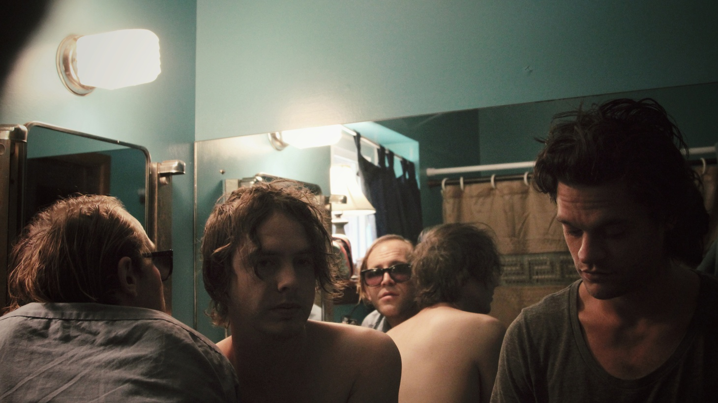 """Oklahoma band Broncho have crafted one of the most infectiously catchy songs of the year. """"Class Historian"""" is a pop gem and we're happy to offer it as Today's Top Tune."""