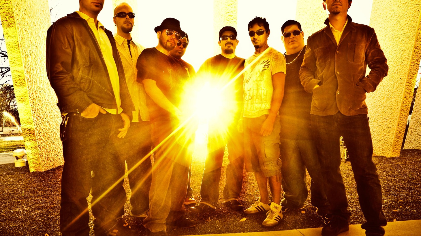 Austin's eight-piece Latin funk ensemble Brownout, an off-shoot of the Grammy-nominated Grupo Fantasma, create timeless grooves on their new CD, Aguilas and Cobras...