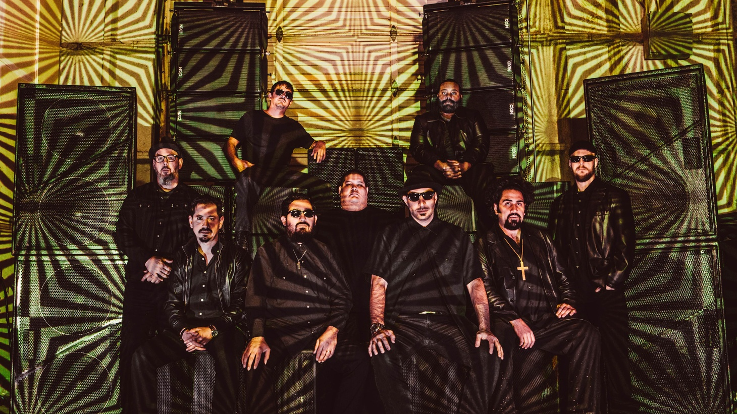 """Austin-based Latin funk band Brownout put a new spin on the music of Black Sabbath with their new EP. Today's Top Tune is a mind-expanding version of """"Planet Caravan."""""""