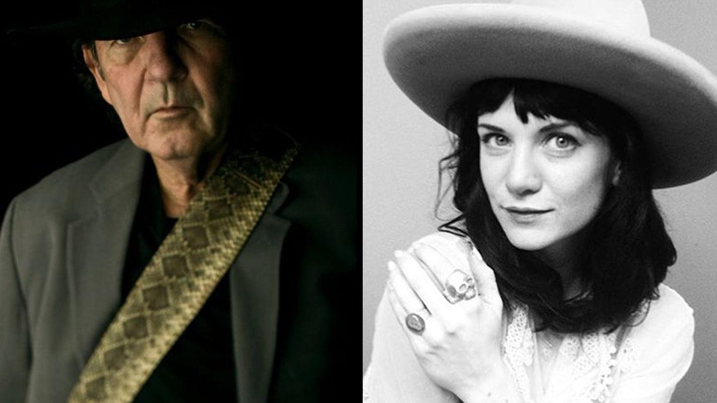 Each year, some of the best Americana songwriters in the country set sail on an adventure called Cayamo. Gifted guitarist and songwriter Buddy Miller set up a recording studio on board to capture duets of classic songs with his shipmates, including Richard Thompson, Brandi Carlile and Lucinda Williams.