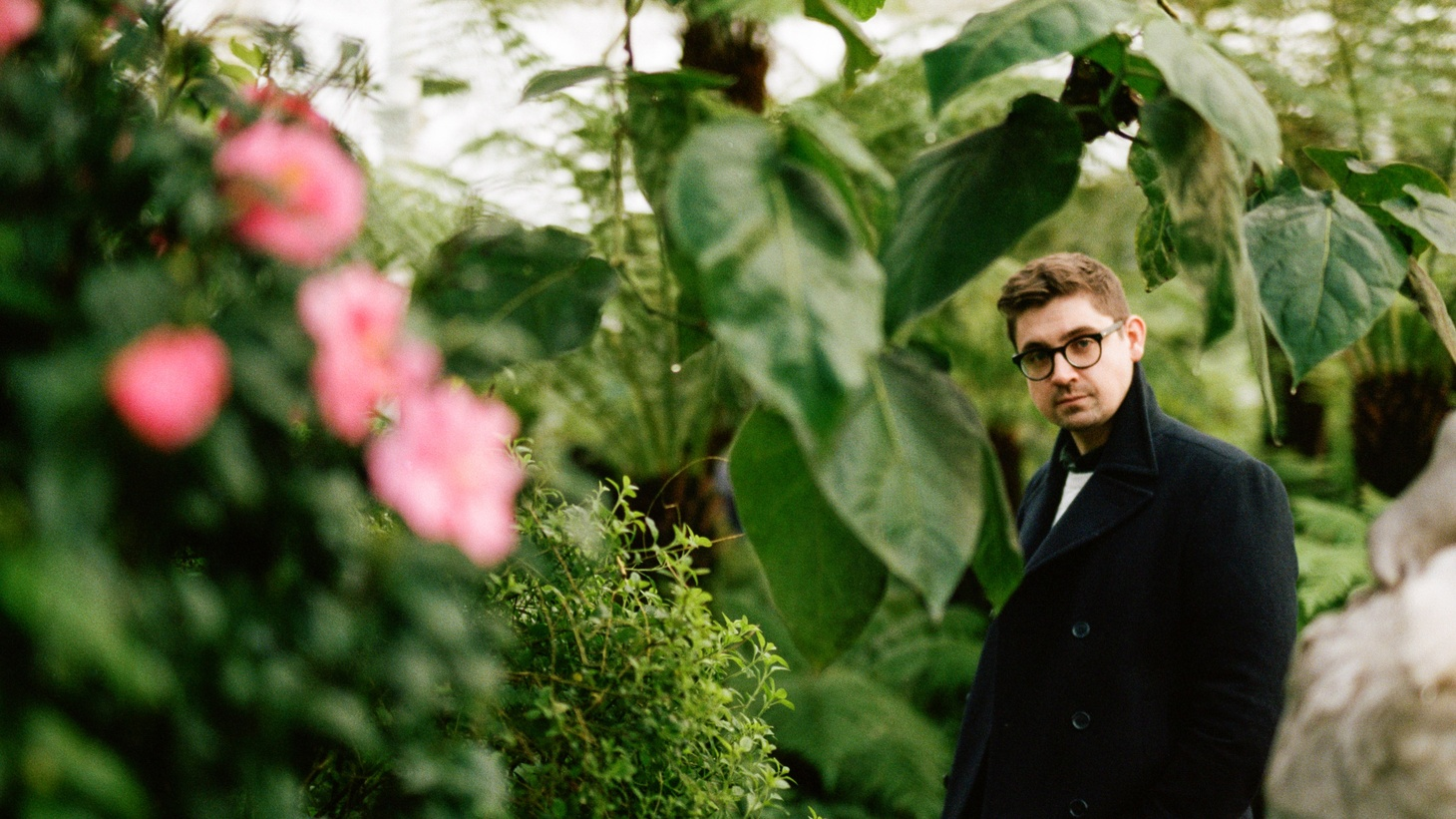 """Scottish multi-instrumentalist C Duncan has been pushing himself to explore deeper and refine his writing. On """"Talk Talk Talk"""" Duncan chronicles the trials of rebuilding broken down relationships."""