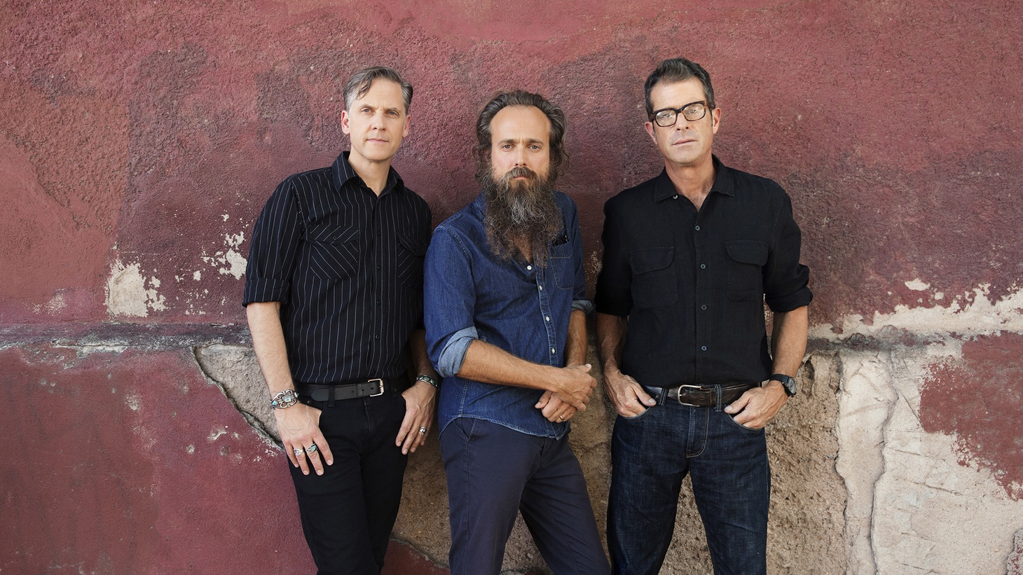 """A beautiful magic happens when like-hearted artists converge; just like in this case with Calexico and Iron & Wine. Their simpatico spirits ascend in gorgeous melody, as their bona fide talent shines through on """"Father Mountain."""""""