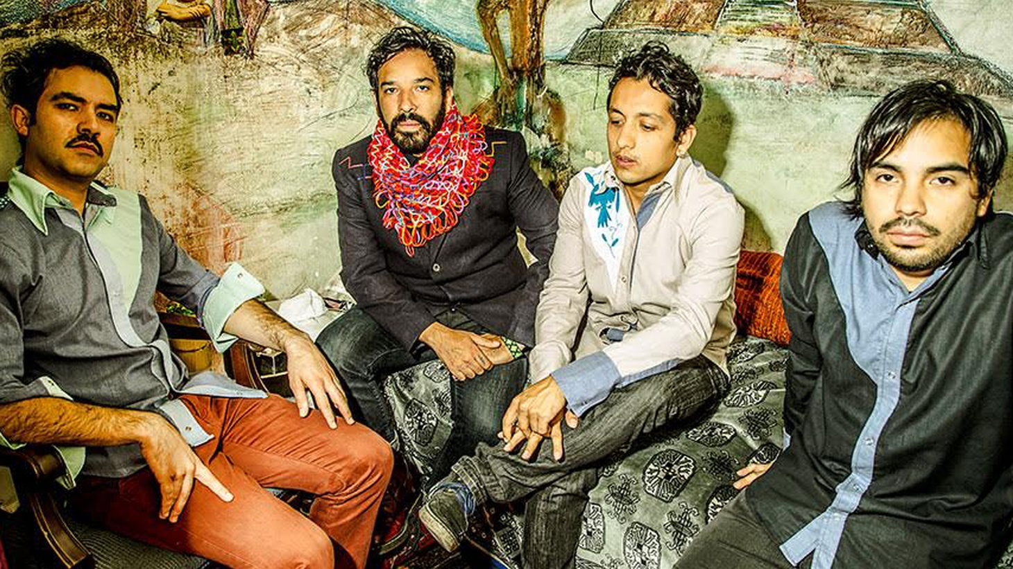 LAMC-bound band Centavrvs began as a tribute to the Mexican Revolution, but ended up praising love and romance.