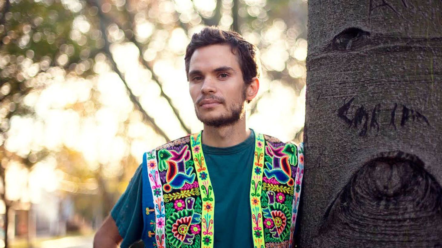 Argentine producer and artist Chancha Via Circuito comes out of the digital Cumbia scene incorporating rhythms from neighboring countries like Paraguay and Brazil.