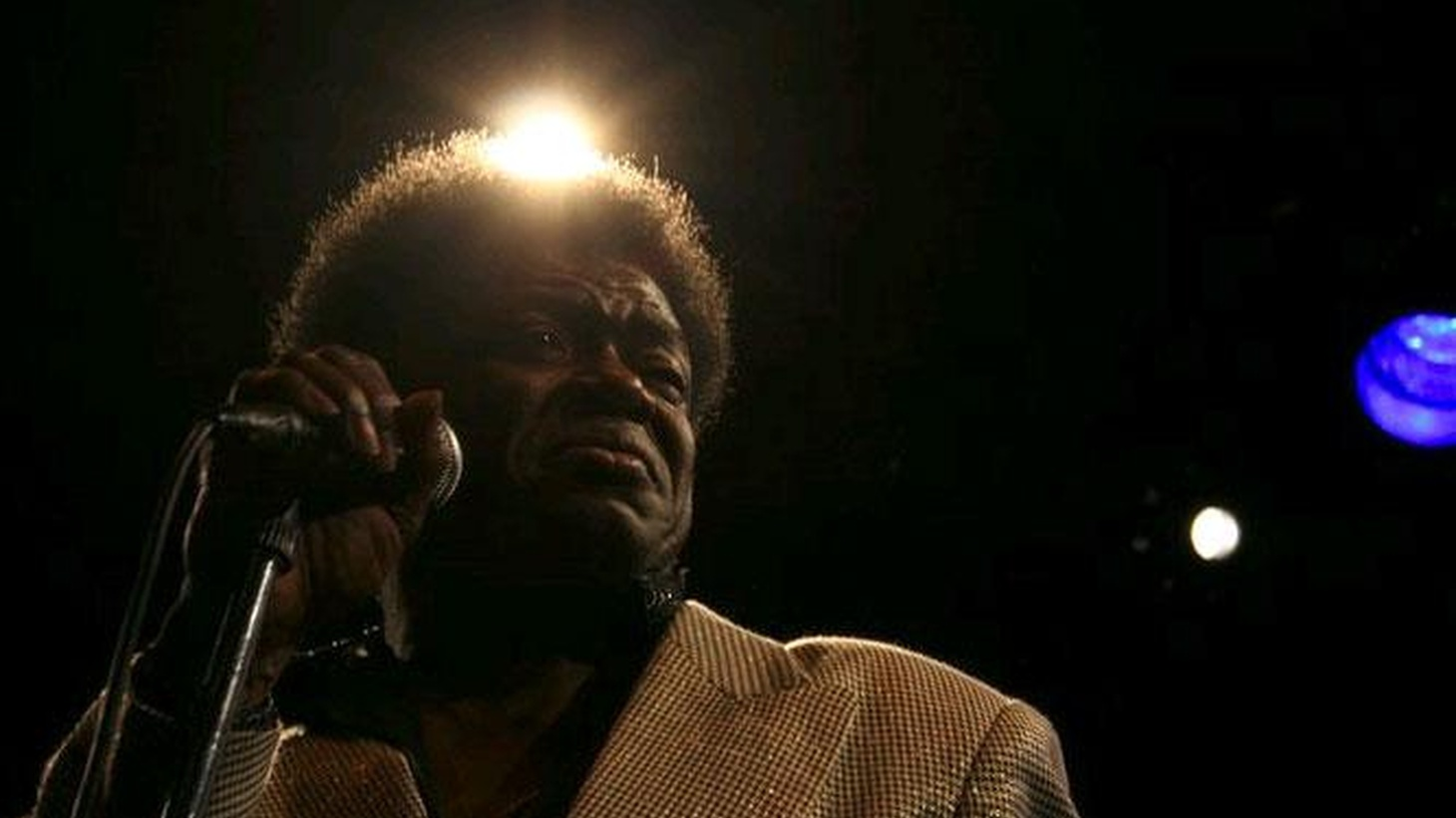 """Charles Bradley has paid his dues. The soul singer spent many years working as a chef while he fed his musical cravings as an occasional sideman on recording sessions. Down and out, his luck changed when Gabriel Roth of Daptone Records caught his act in a Brooklyn club not long ago. At 62, Bradley's full-length debut is finally out and from it we offer the title track, """"No Time for Dreaming,"""" as Today's Top Tune."""
