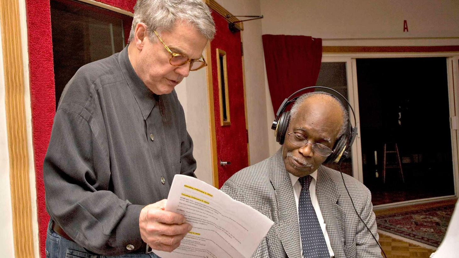 Longtime friends and jazz legends, bassist Charlie Haden and late pianist Hank Jones, created an inspired collection of spirituals, hymns and folk songs that represent…