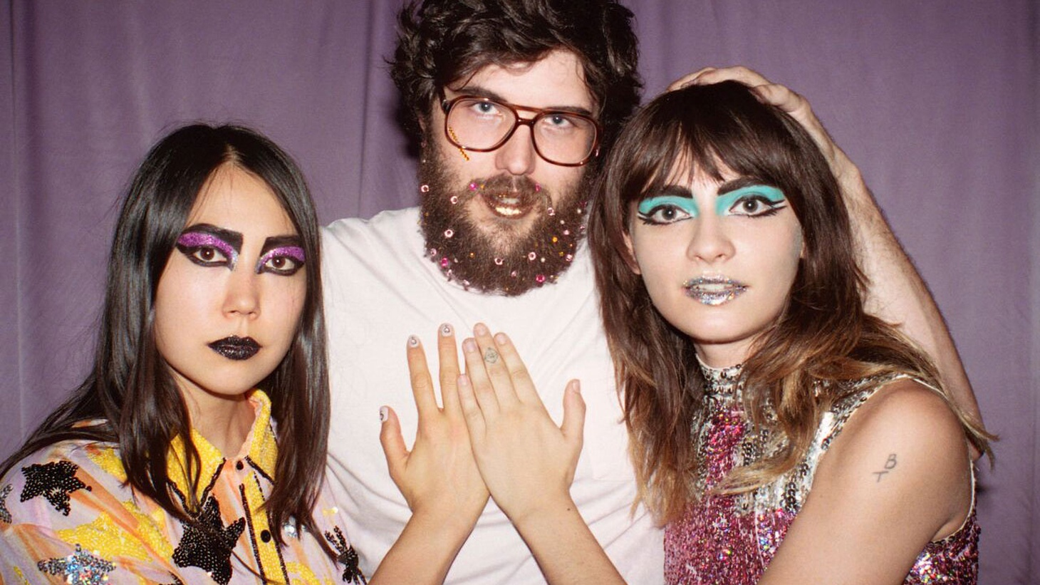 Named after KCRW's Morning Edition anchor, Chery Glaser, but unlike its namesake, Cherry Glazerr is an unapologetically loud music machine!