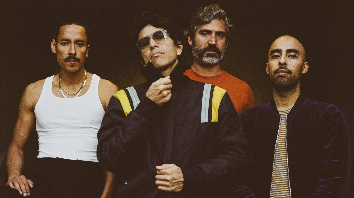 LA's own psych-soul four-piece Chicano Batman follow  -  up their breakout album with  Invisible People .