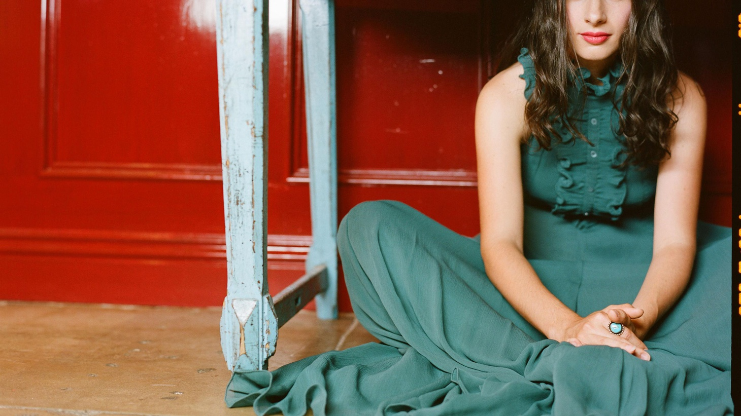 ...from her self-titled CD.   Christina Courtin is an accomplished violinist who hid her singing talent for many years until she collaborated with Yo Yo Ma and his Silk Road Ensemble...