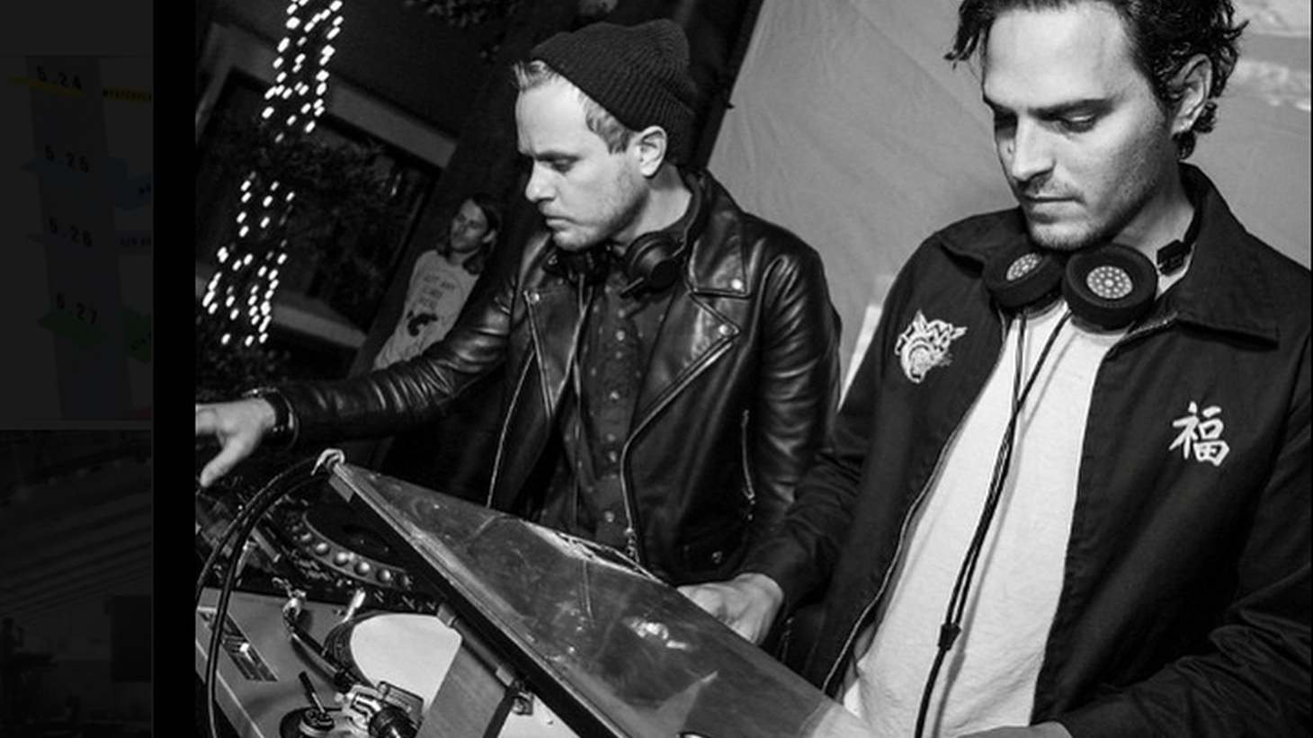 Venice Beach-based production duo Classixx invite their friends to the party on their June release, Faraway Reach.