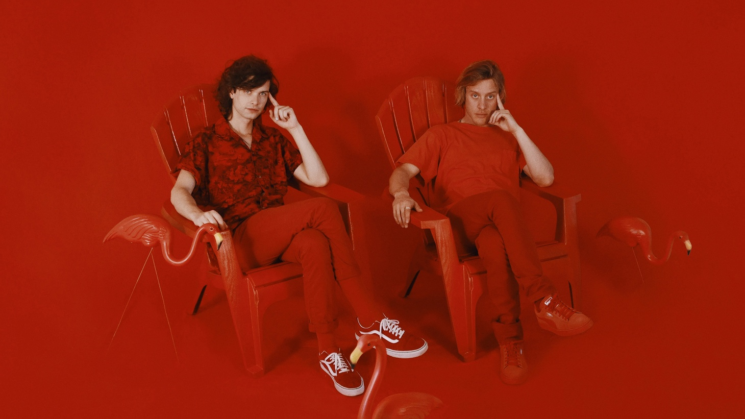 After a successful stint at SXSW in 2016, the duo making up Coast Modern got scooped up to support several bands, including BØRNS.