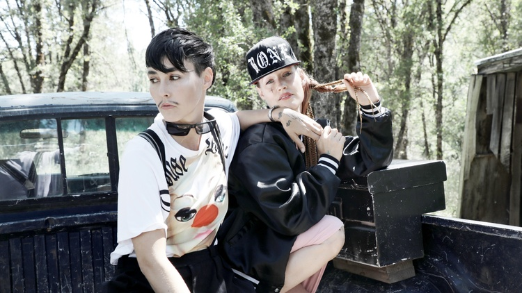 Sierra and Bianca Casady are the multi-faceted performance artist sisters who make up CocoRosie. Their music is daring and eclectic, and an extension of their awe-inspiring dialogue.