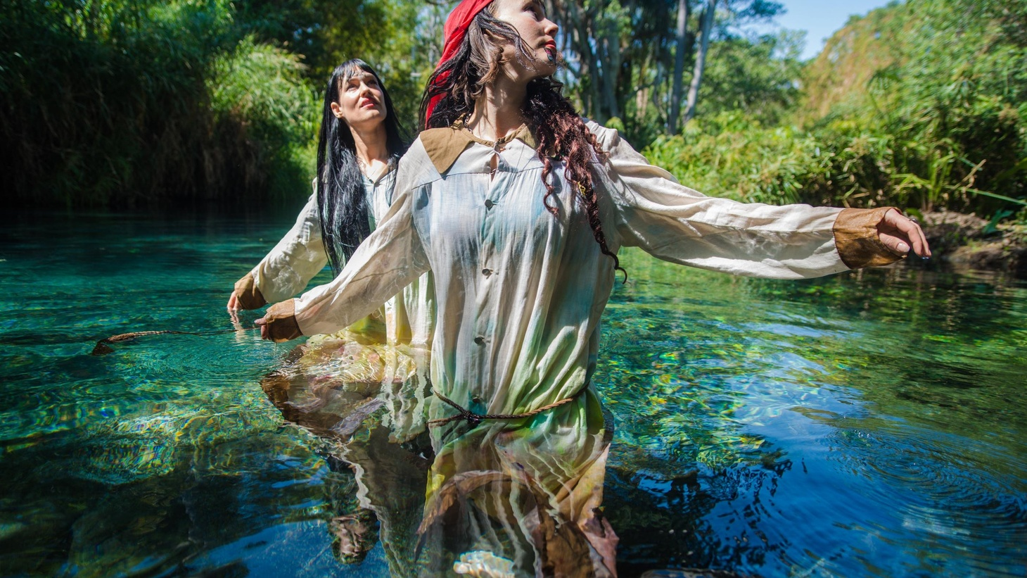 Folk-centric sisters CocoRosie march to the beat of their own drummer...