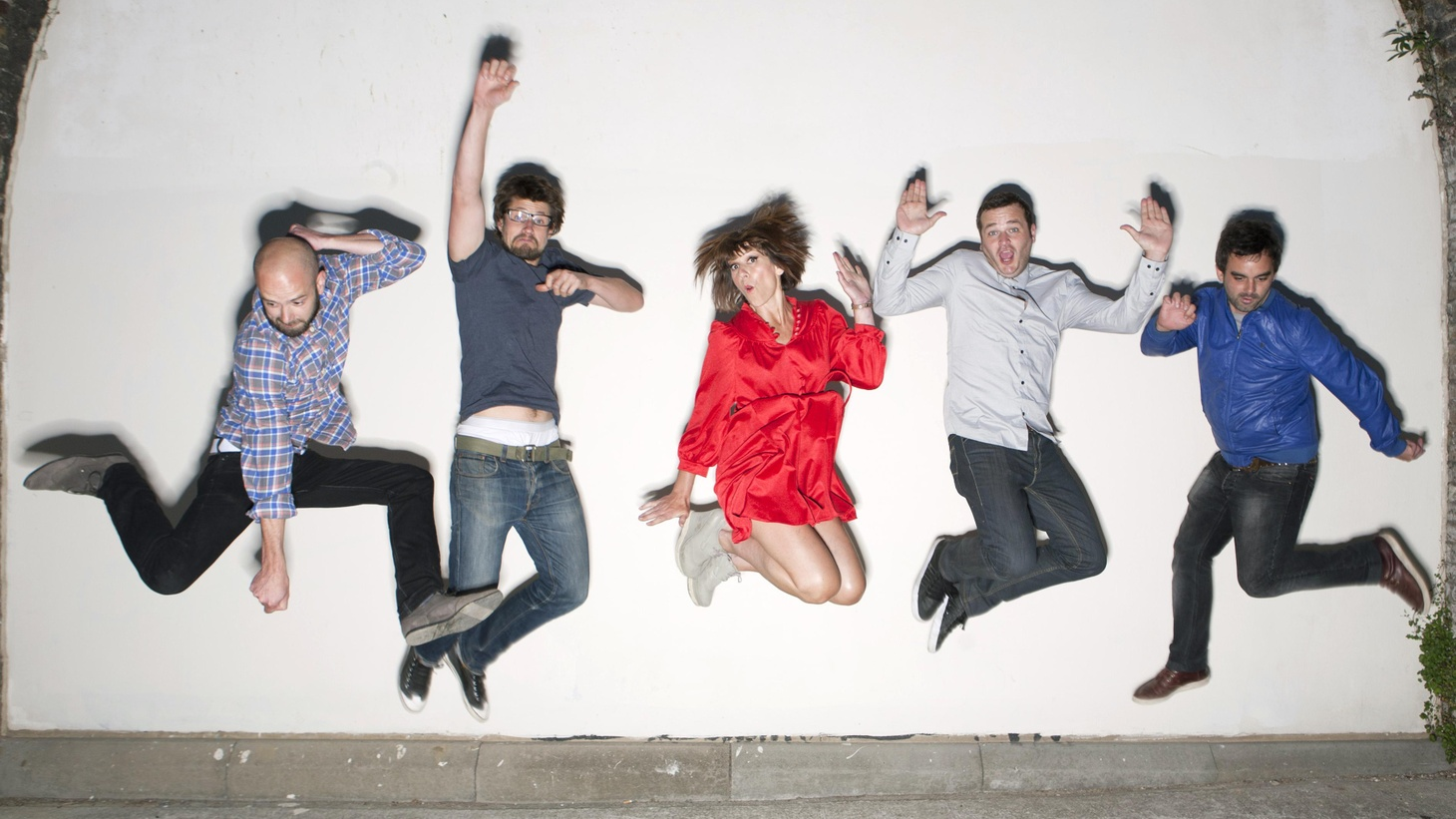 UK electronica outfit Crazy P started out with a deep  love of house and disco. Their fifth album is a buttery mix  of beats with the honey-hued tones of Danielle Moore.