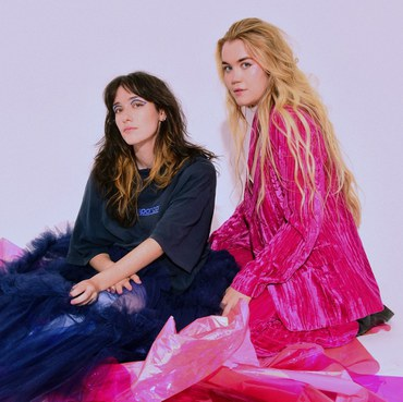 """Brooklyn indie pop duo Daisy the Great team up with alt-rock trio AJR for a hooky track about an object of our affection, """"Record Player,"""" which you may be familiar with from TikTok."""