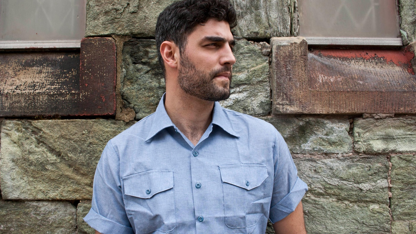 Philly trucker turned musician Daughn Gibson caught our attention with his seductive baritone and cinematic soundscape.