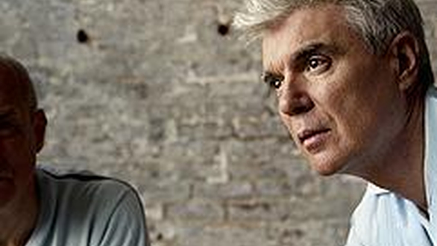 ...from Everything That Happens Will Happen Today.   It's hard to believe that almost three decades have past since David Byrne and Brian Eno last collaborated. Individually they've made incredible contributions to the music world, as artists, producers and in Byrne's case with a record label...