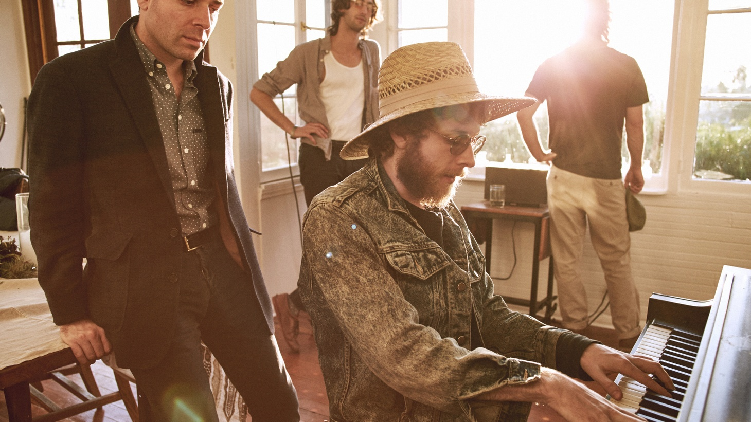 For their new album, the boys behind the LA-based band Dawes teamed up with gifted producer David Rawlings, best known for his work with Gillian Welch, Bright Eyes and Ryan Adams.