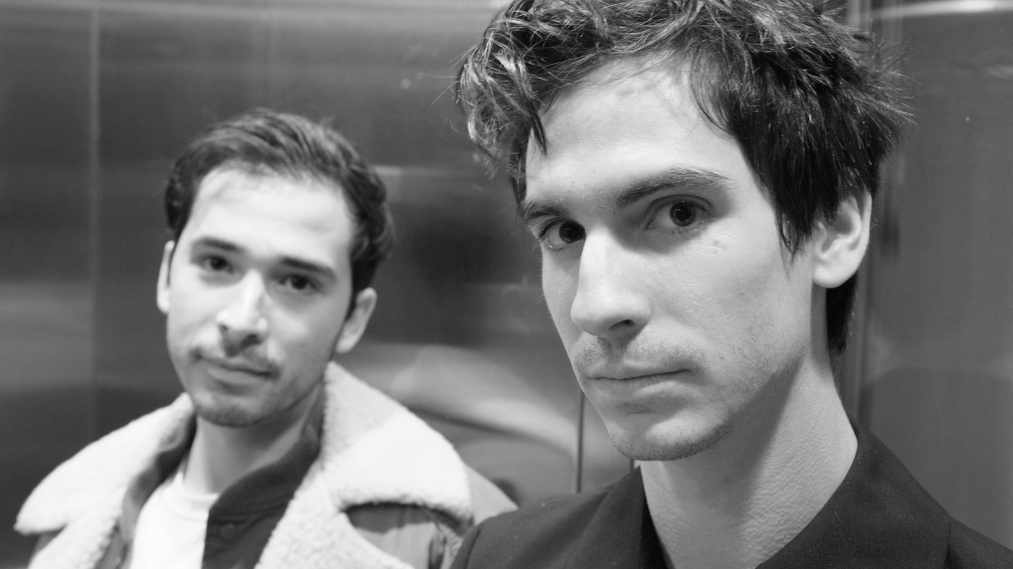 """LA disco-not-disco duo De Lux says this about its albums leading up to the latest: """"We like to say Voyage was our baby, Generation was our baby all grown up and More Disco Songs about Love thinks growing up sucks and just wants to party smart."""""""