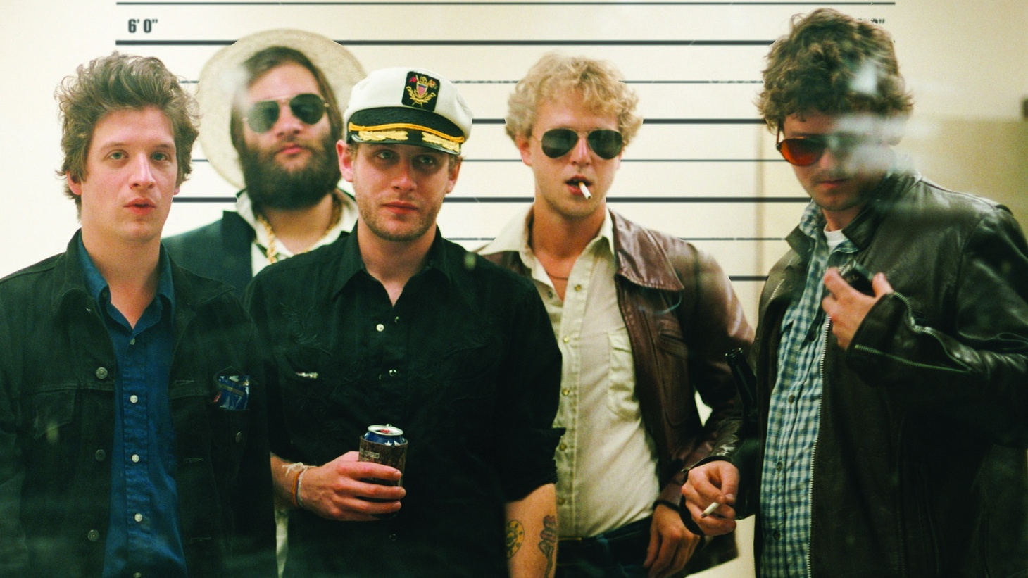 Deer Tick wanted their most recent album, Divine Providence, to stay true to their live sound so they cut loose for a carefree, raw and loud recording...