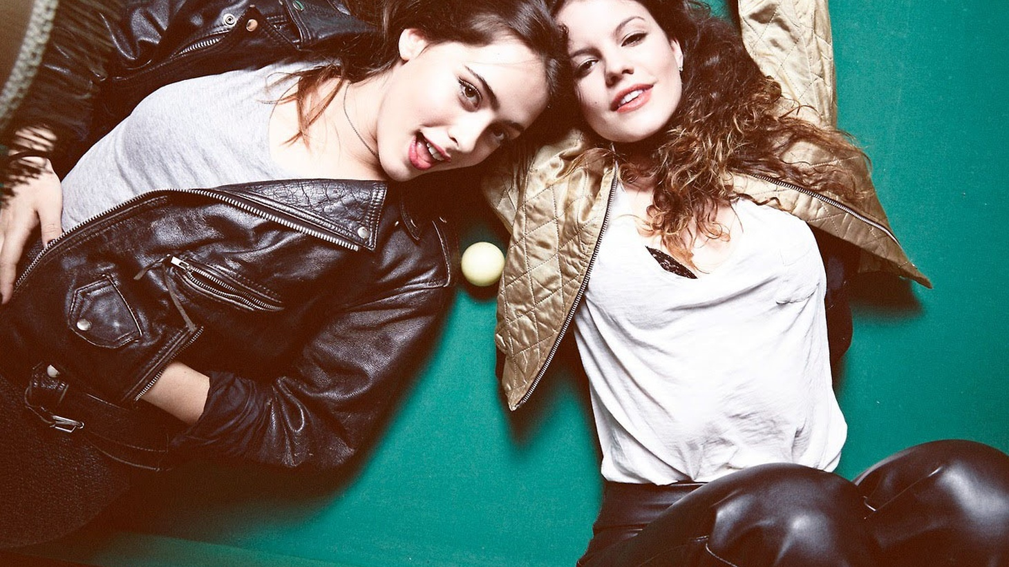 """Spanish duo Deers have a new single with a catchy twangy retro beat as we hear on Today's Top Tune """"Bamboo""""."""