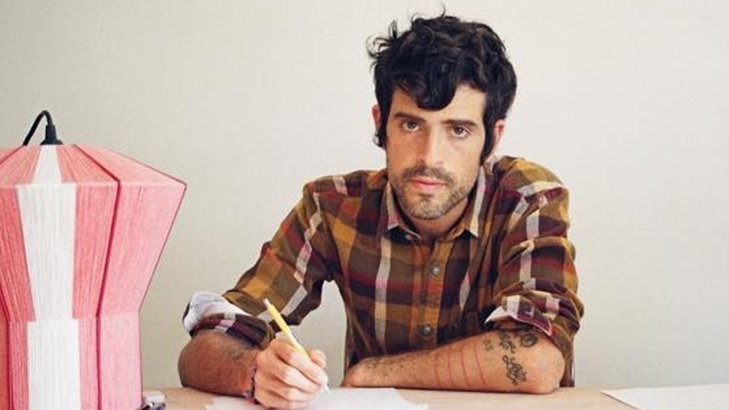 """Devendra Banhart's new album plays like a sweet lullaby filled with intricate textures. Today's Top Tune is in Spanish, it's called """"Mi Negrita."""