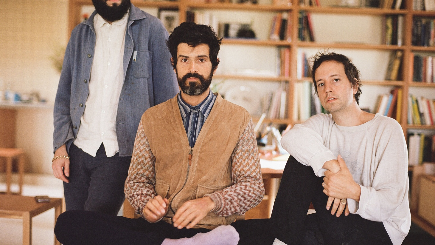 The ninth album by freak folk artist Devendra Banhart was written, produced, arranged and recorded in his adopted home base of Los Angeles.