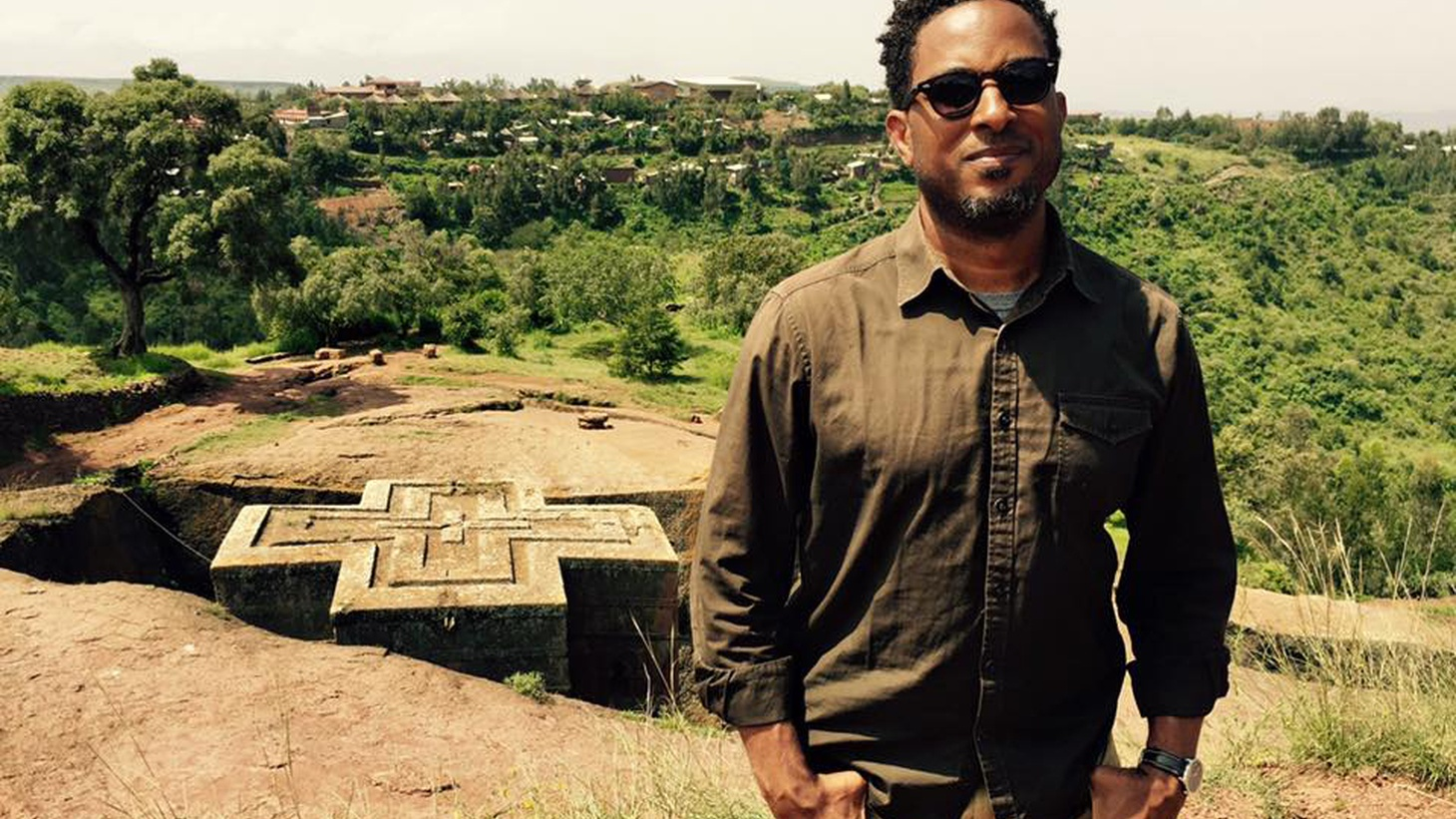 "Dexter Story is a LA-based multi-instrumentalist and producer. His new album, Wondem, has influences of Ethiopian music and translates into ""Brother"" in Amharic, the country's native language."