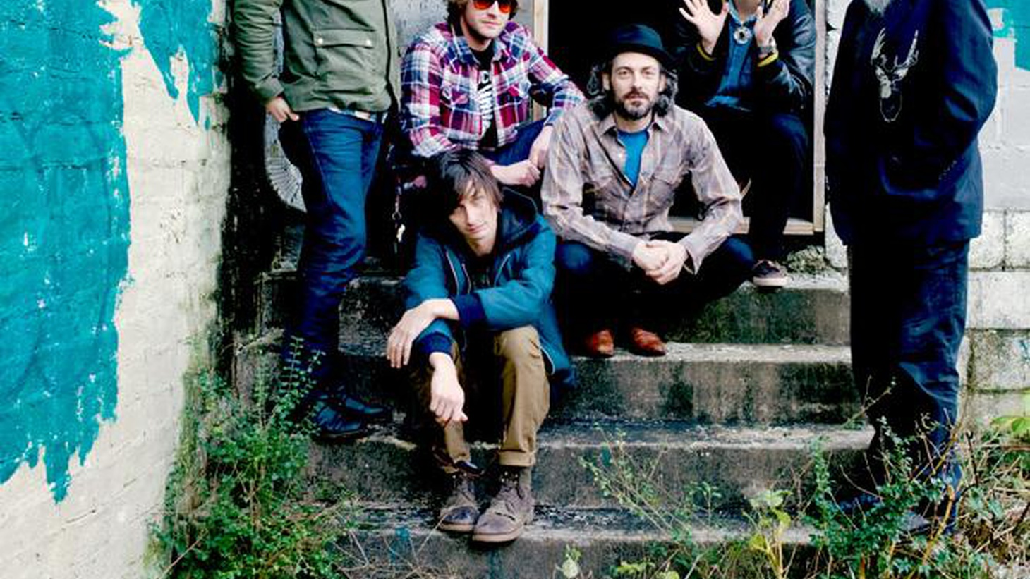 Diamond Rugs is an indie rock super group of sorts with members of Deer Tick, The Black Lips and Los Lobos' Steve Berlin. They've rolled out their debut...