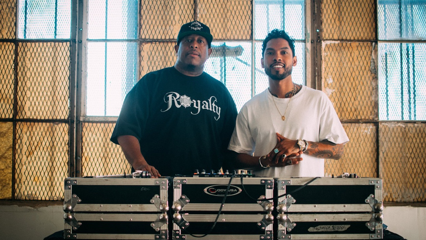 Last year, while recording his two-time Grammy-nominated album Wildheart, Miguel took a little time out for a session with DJ Premier – a meeting lead to a song with great potential.