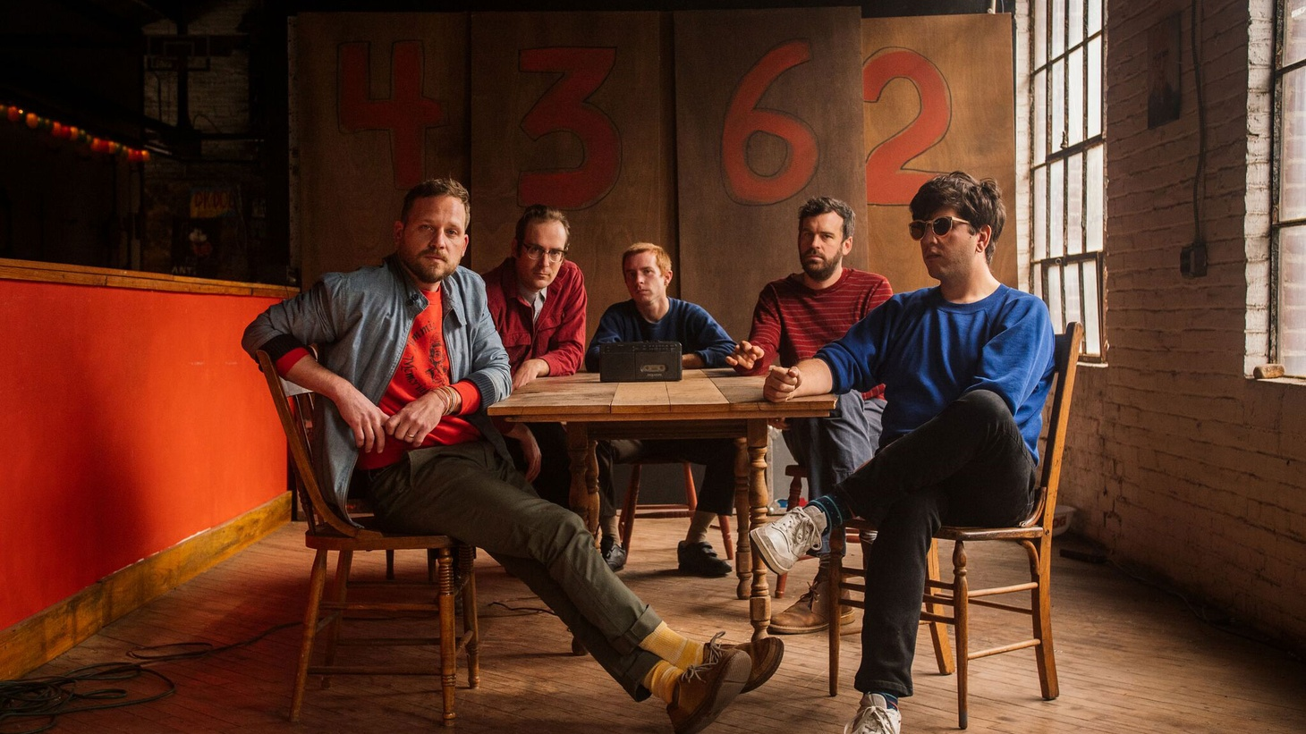 """Scott McMicken has been co-fronting Dr. Dog for the past decade and a half but that doesn't stop him from feeling like he's """"in a totally new band right now."""""""