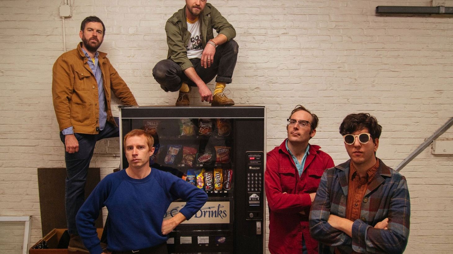 Scott McMicken has spent the last decade and a half as co-frontman of Dr. Dog. Born from a journey of doubt and later discovery, Dr. Dog's 10th album is fueled by one of their most creative periods to date.