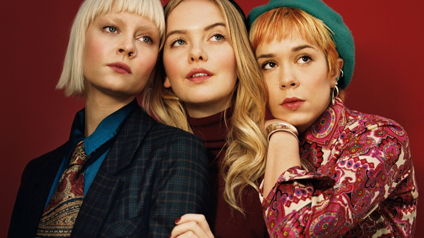 """Formed as part of an art school college project and named as a commentary on our objectification of women - UK trio Dream Wife have been turning heads. We feel their """"Fire"""" both as a creative and destructive force."""