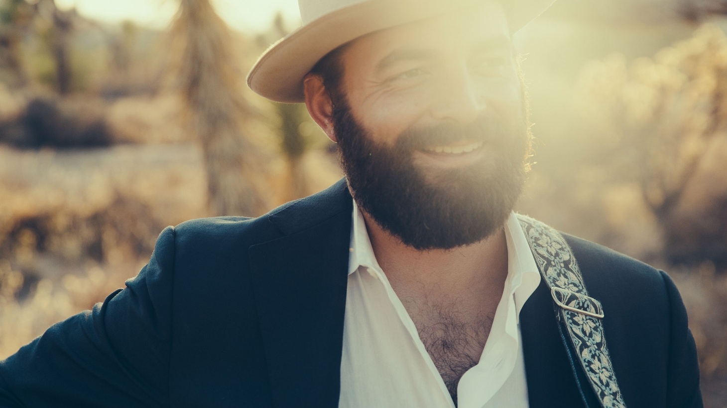 Nashville-based songwriter Drew Holcomb tackles everyday issues with a calm assurance on Today's Top Tune...