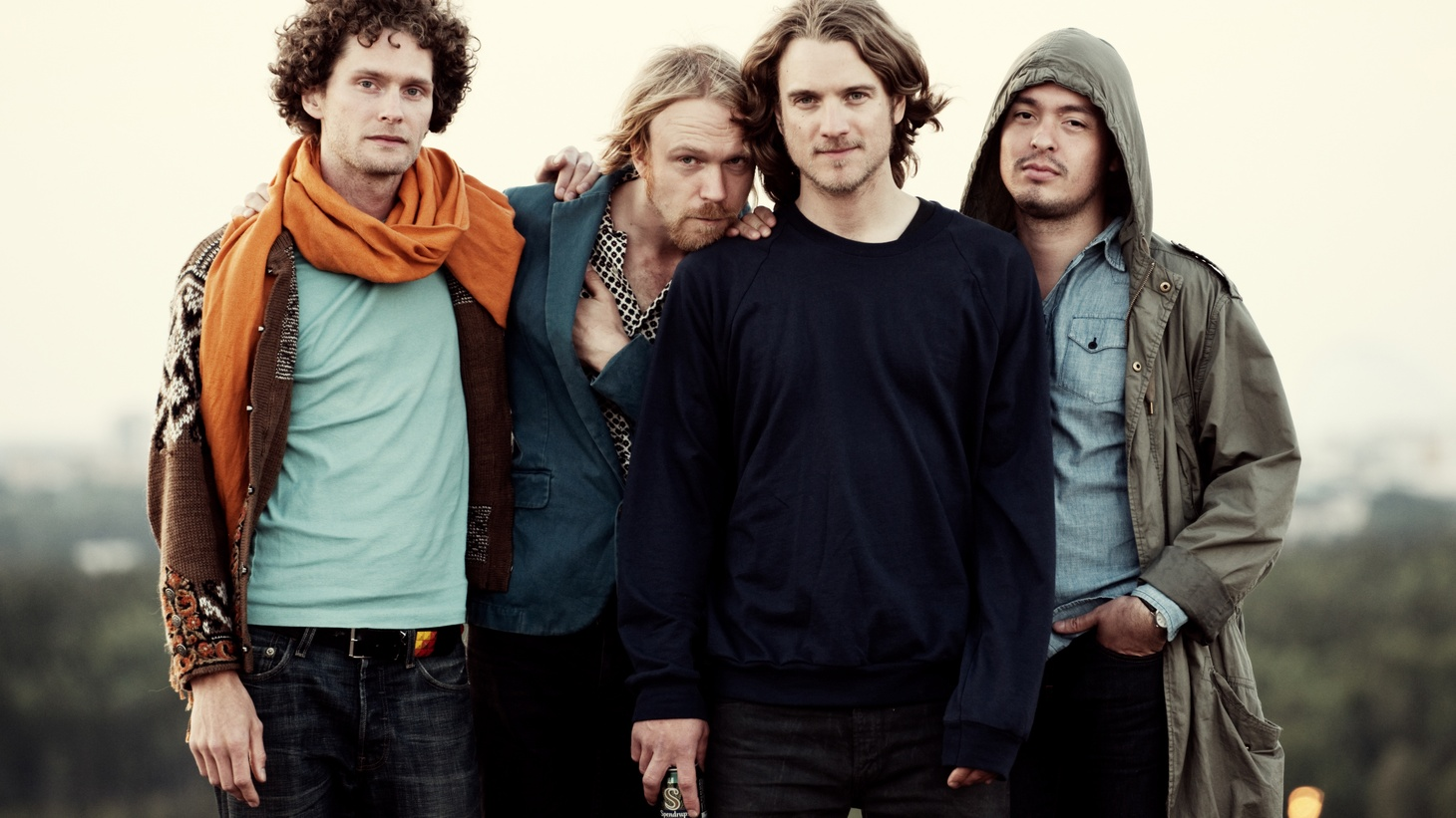 """Dungen named their seventh album Allas Sak, which loosely translates from the Swedish to """"Everyone's Thing,"""" which explains the band's creative and collaborative process."""