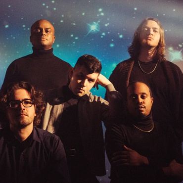"""Catch the unstoppable Durand Jones & The Indications as they unlock a wide range of new sounds on their new album """"Private Space,"""" anchored by the lush vocals of Aaron Frazer on """"Sea…"""