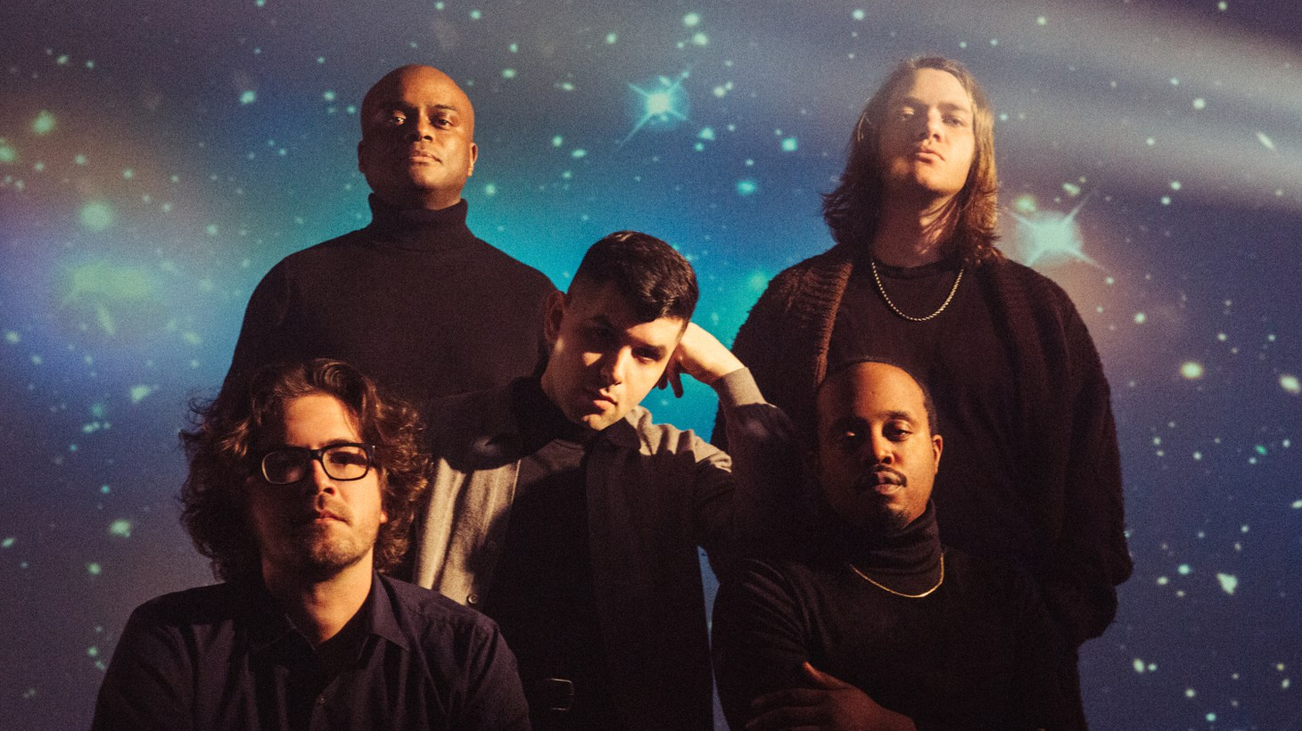"""Catch the unstoppable Durand Jones & The Indications as they unlock a wide range of new sounds on their new album """"Private Space,"""" anchored by the lush vocals of Aaron Frazer on """"Sea Of Love."""""""