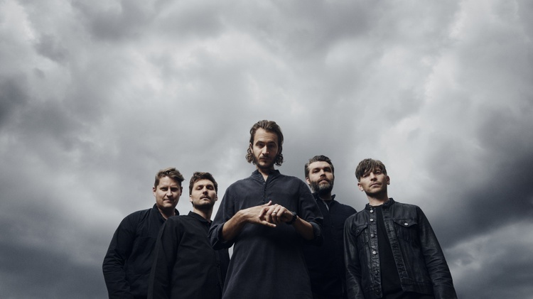 "Six albums in, Editors return with the kinetically cracking, ""Frakenstein."""