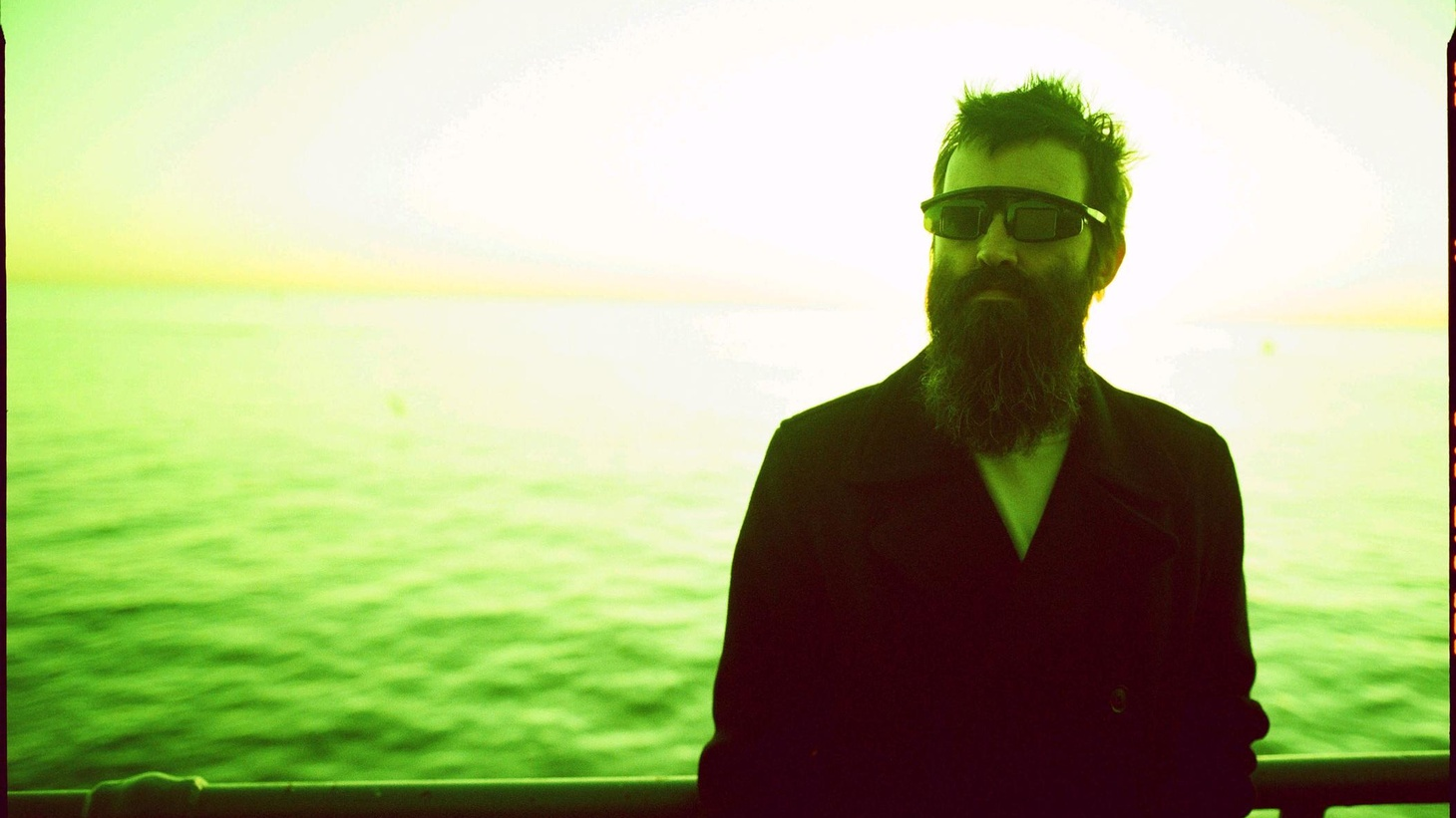 ...from Hombre Lobo.   Mark Oliver Everett, aka Eels, recently gave us a lively session on Morning Becomes Eclectic...
