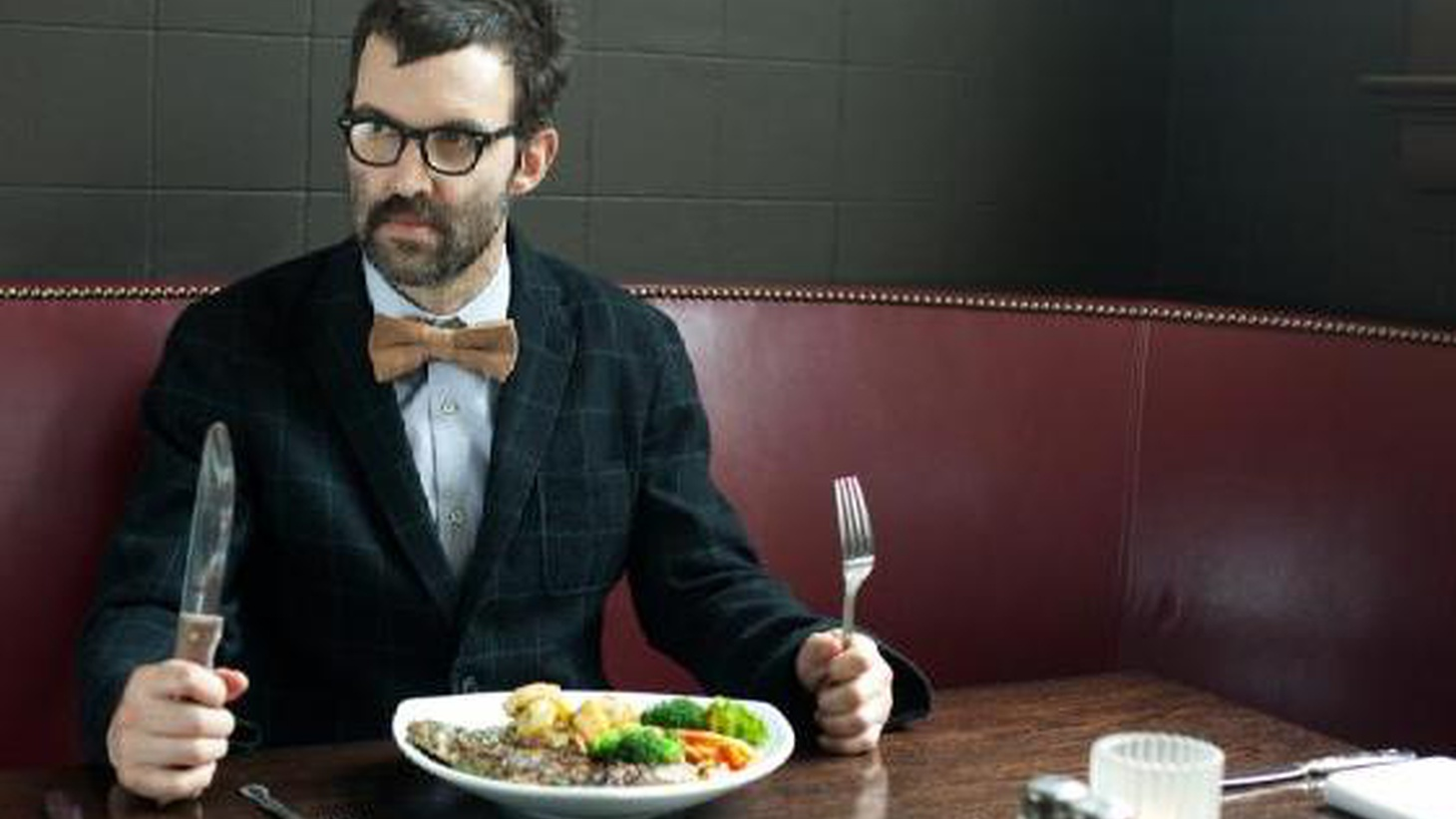 Eels front-man Mark Oliver Everett (best known as E) has an unflappable way of turning sadness into catharsis. A prolific and clever songwriter...
