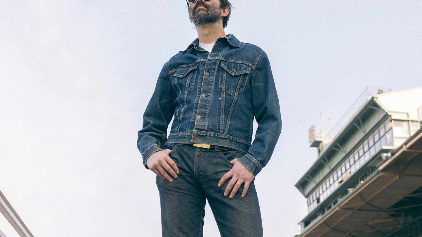 """The dark force behind EELS, Mark Oliver Everett, doesn't come off as a cheery type of guy. """"Today Is The Day""""sounds like him but is airy and cheerful with an optimistic perspective."""
