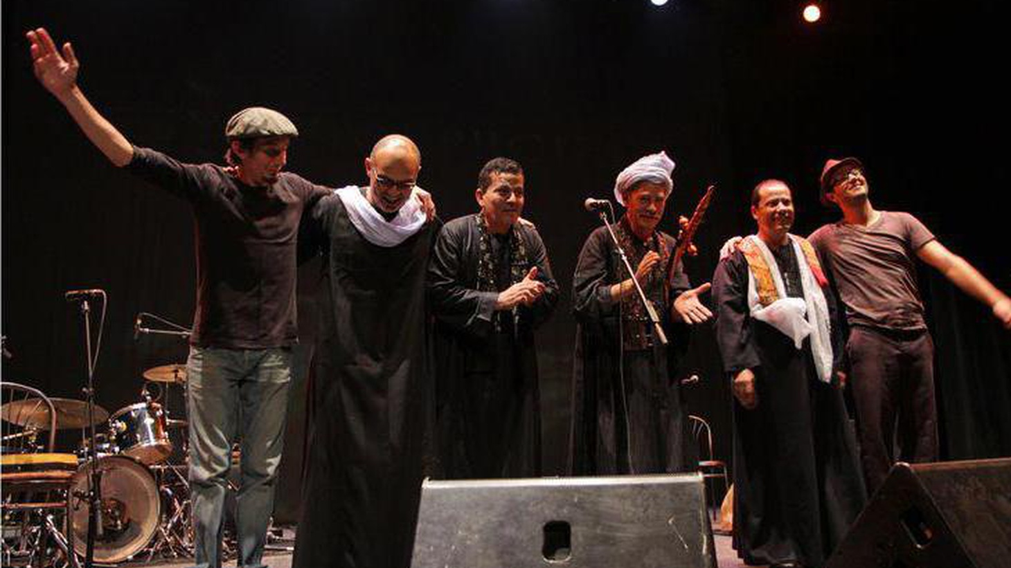Egyptian Project is a collaborative effort fusing traditional sounds and marrying them with electronic ambiance.