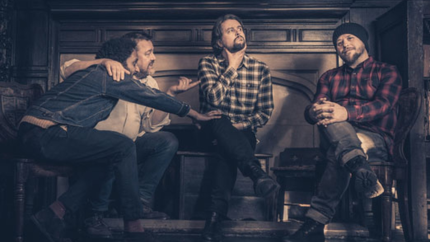 Since their debut album 15 years ago, Elbow has let its songs take their natural course. With music that never feels rushed or bogged down with overblown choruses, the lyrical tales wash over us carried on mellifluous melodies.