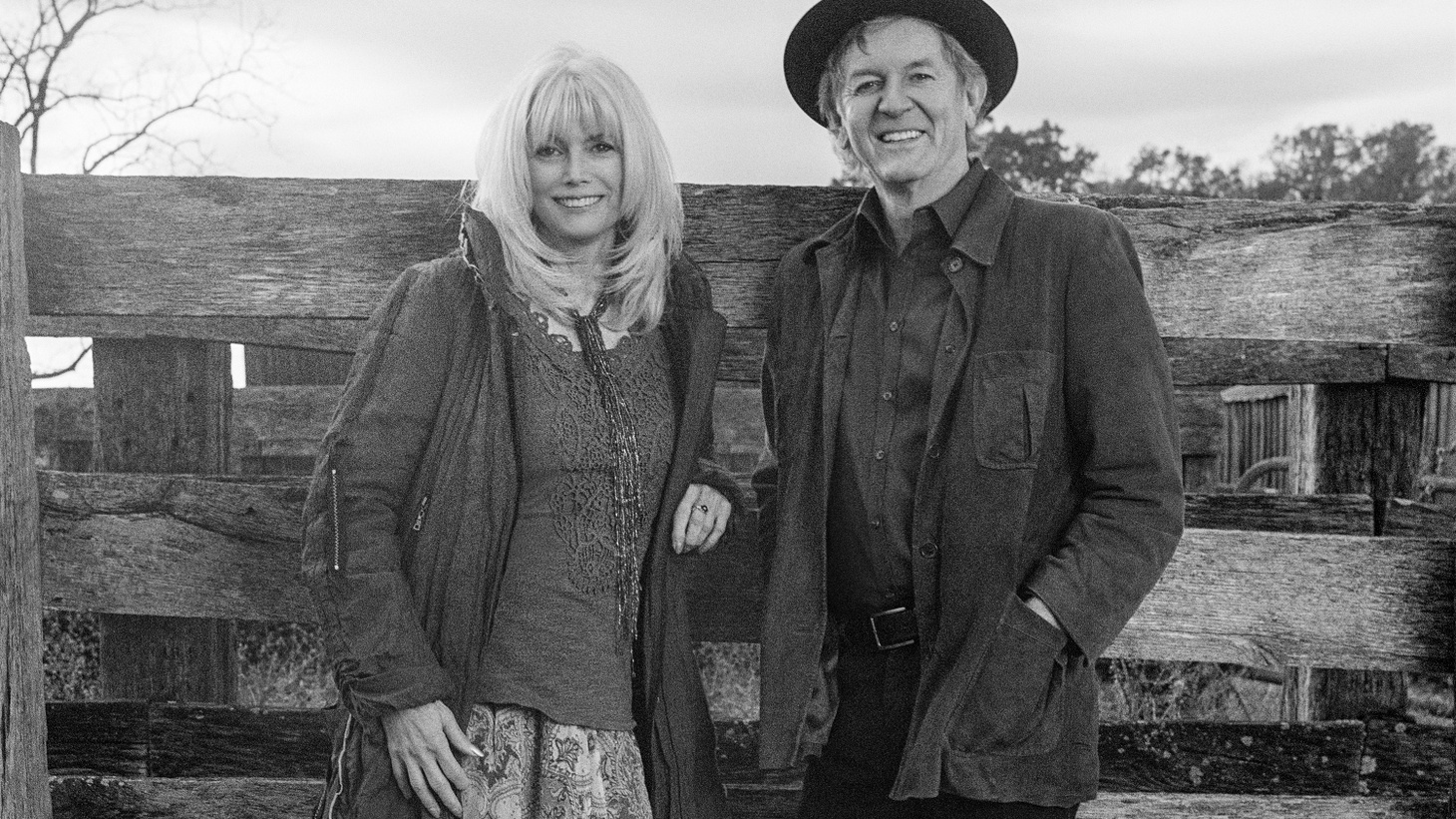 Emmylou Harris and Rodney Crowell built their careers on driving melodies and transporting lyrics. Their new collaboration finds the pair opening their hearts in confessional song...