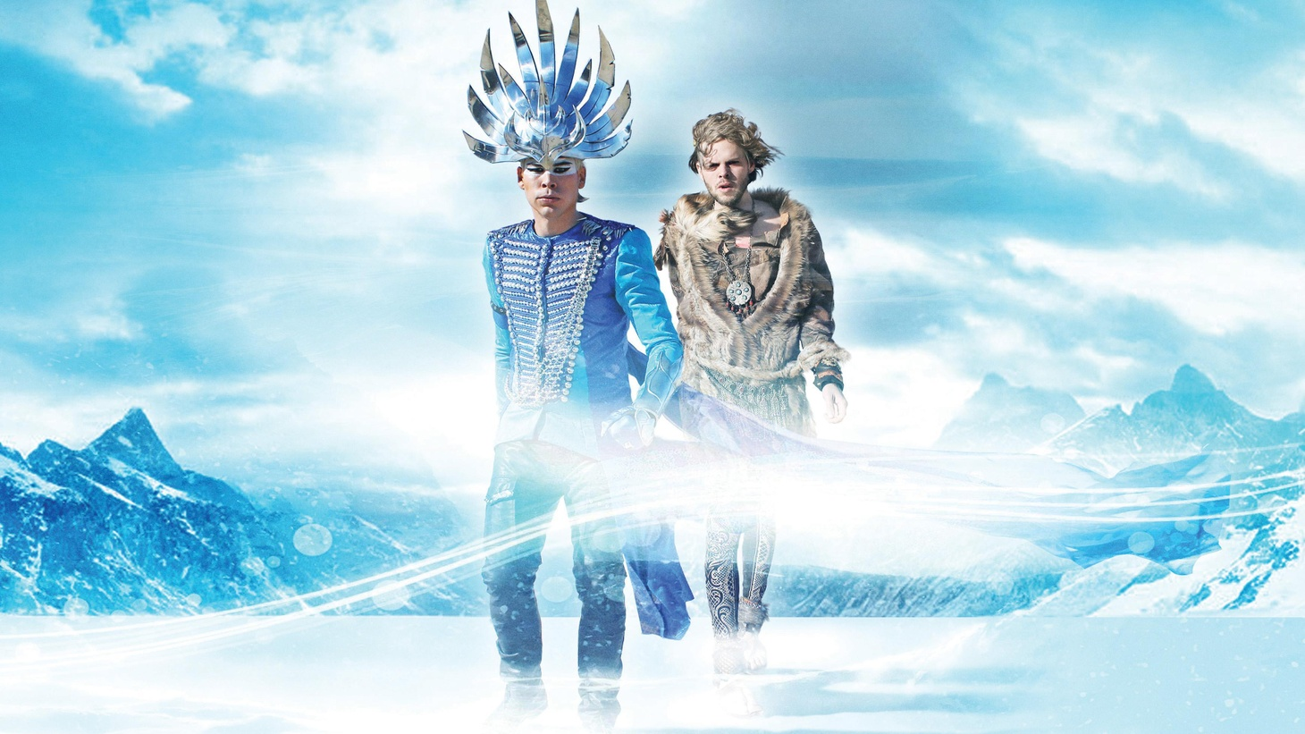 """Empire Of The Sun continue their journey through electro pop on their follow up """"Ice on the Dune"""". Today's Top Tune """"Alive"""" is one of the songs of the summer."""