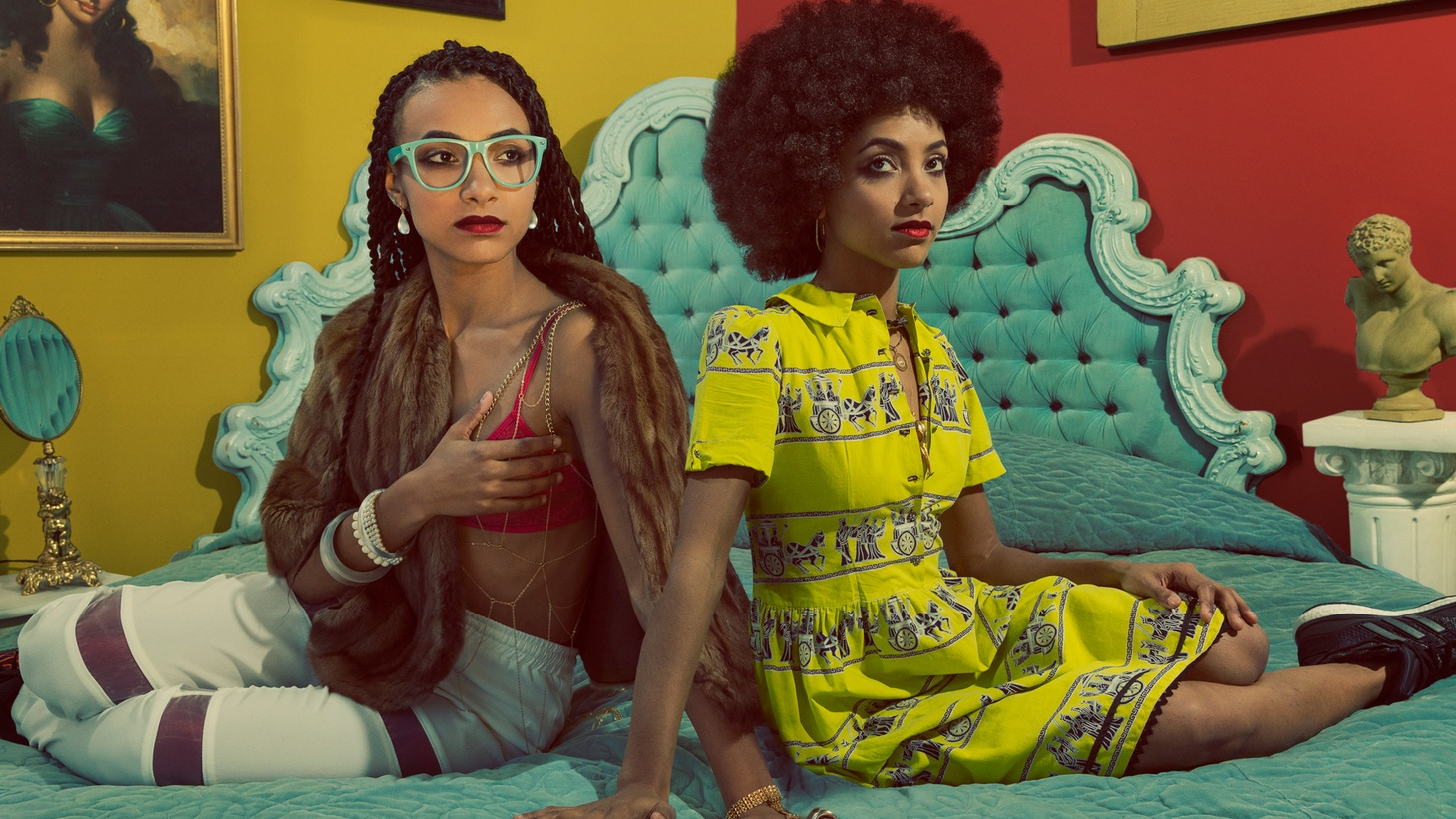 Four-time Grammy Winner Esperanza Spalding turns to her middle name as an alter ego and navigator for her new album, Emily's D+Evolution.