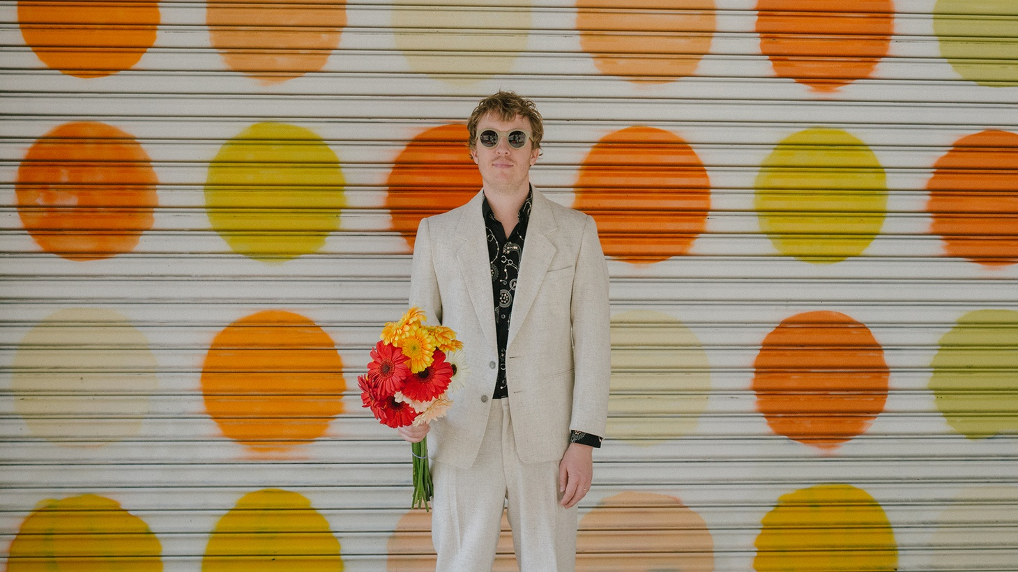"""LA-based singer Evan Myall — the principle songwriter and guitarist in Sleepy Sun — steps into the spotlight with his solo debut album. """"Forever Mine"""" serves as the centerpiece."""