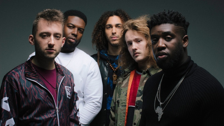Based in London, Ezra Collective announced their debut album for late April.